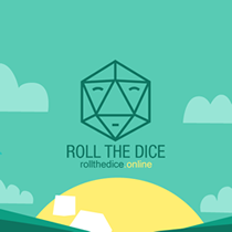 Crea tu dado virtual online con Roll the Dice Online