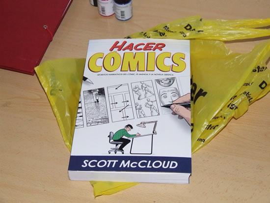 Hacer comisc de Scott McCloud