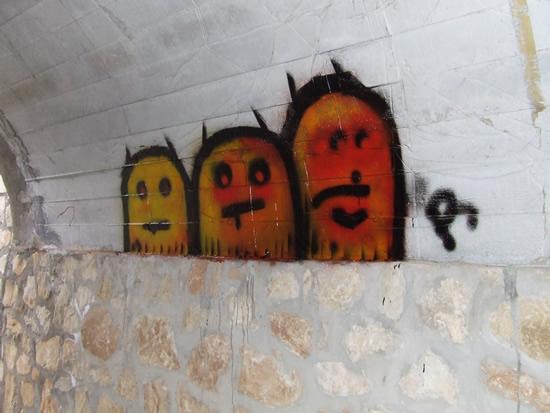 Mi primer graffiti