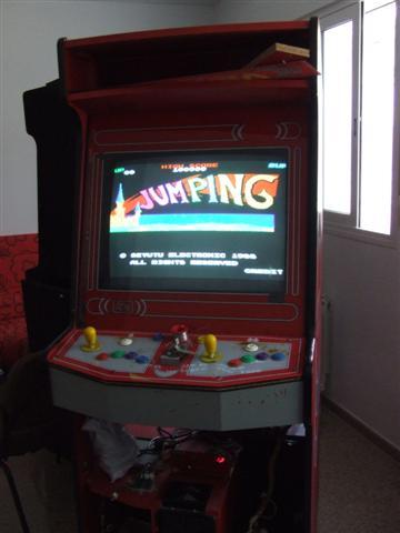 Mi máquina funcionando