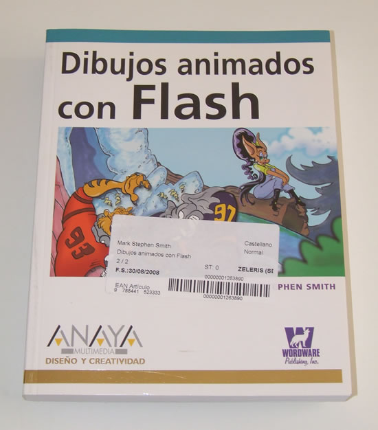 Dibujos animados con flash