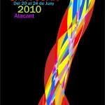 Cartel presentado para el concurso Fogueres 2010