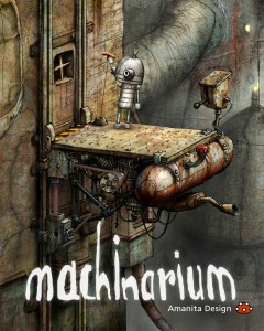 Machinarium de Amanita Design